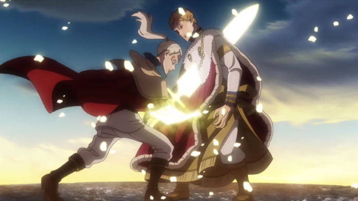 Black Clover Episode 93