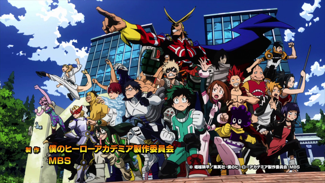 My Hero Academia Creator is Not Sure how to make a 3rd Movie