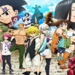 Seven Deadly Sins: Wrath of the Gods Anime Releases New Key Visual