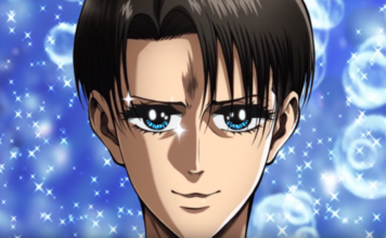 Attack on Titan Collaboration with Satens Eye Care Project