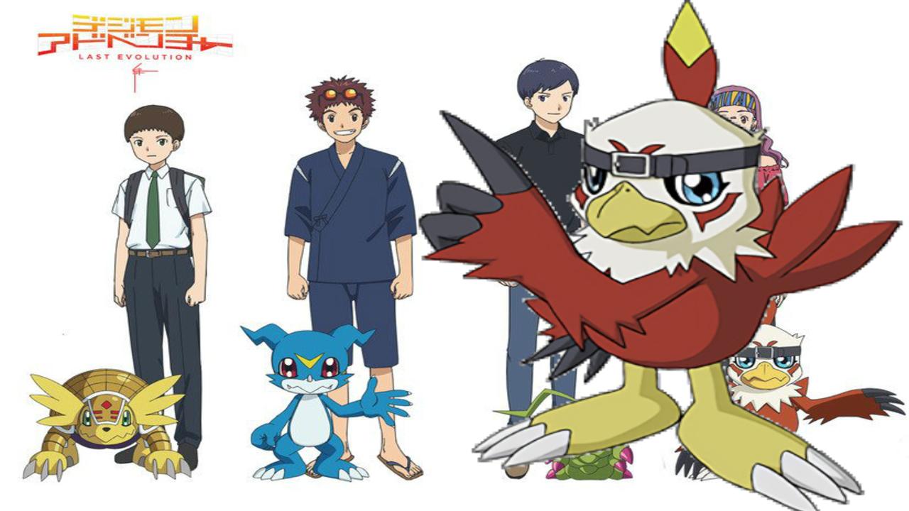 New Digimon Adventure Film