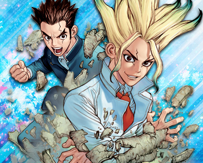 Dr. Stone Opening