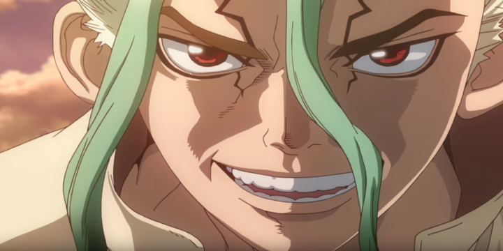 Dr. Stone Episode 3