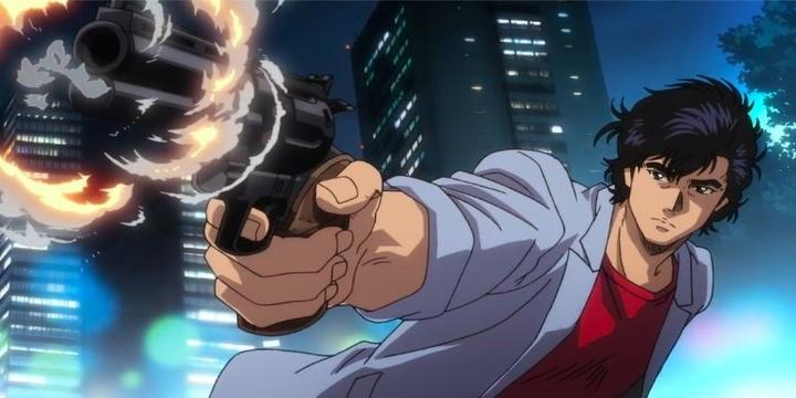 City Hunter: Shinjuku Private Eyes Anime Film