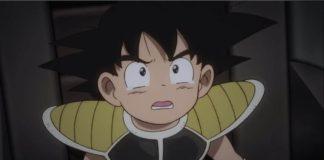 Dragon Ball Super: Broly Goku