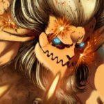 Attack on Titan Presents The New Jaw Titan