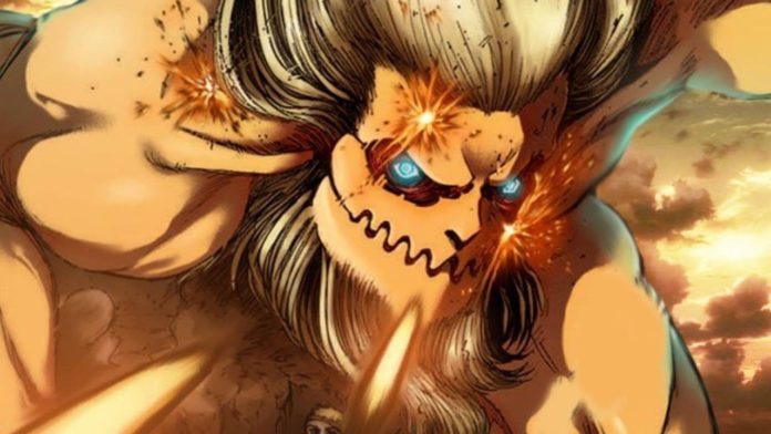 Attack on Titan Jaw Titan