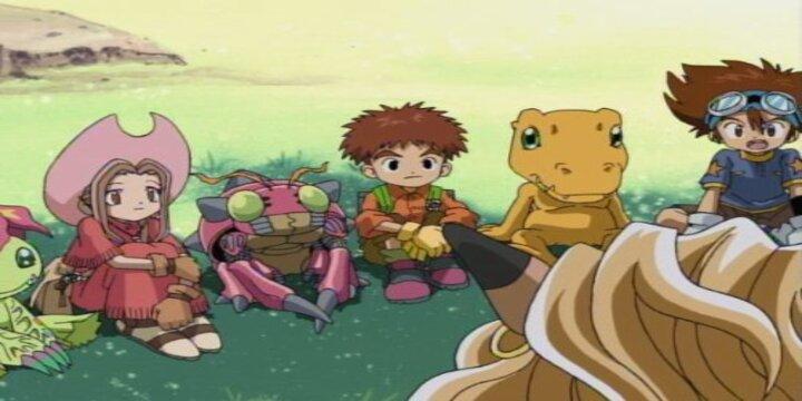 New Digimon Anime