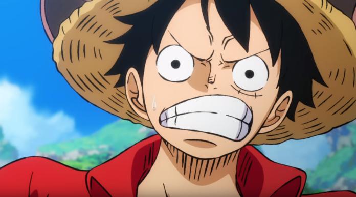 One Piece Stampede Film Premiere