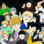 Mob Psycho 100 Creator Shares A Special Black and White Sketch For Fans