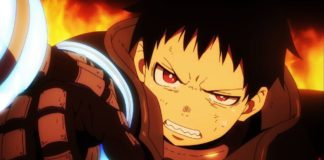 Fire Force Episode 3 Premiere