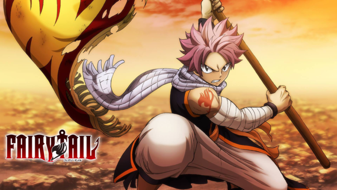 Fairy Tail Episode 328