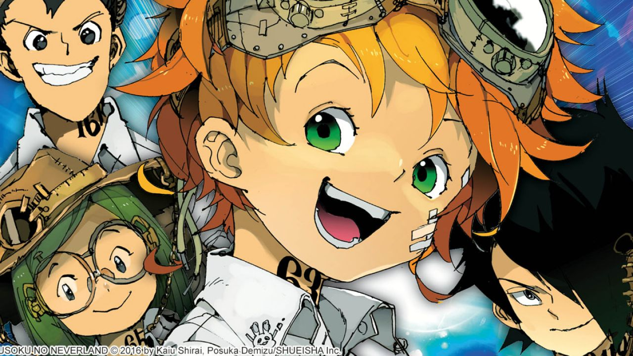 The Promised Neverland Cosplay