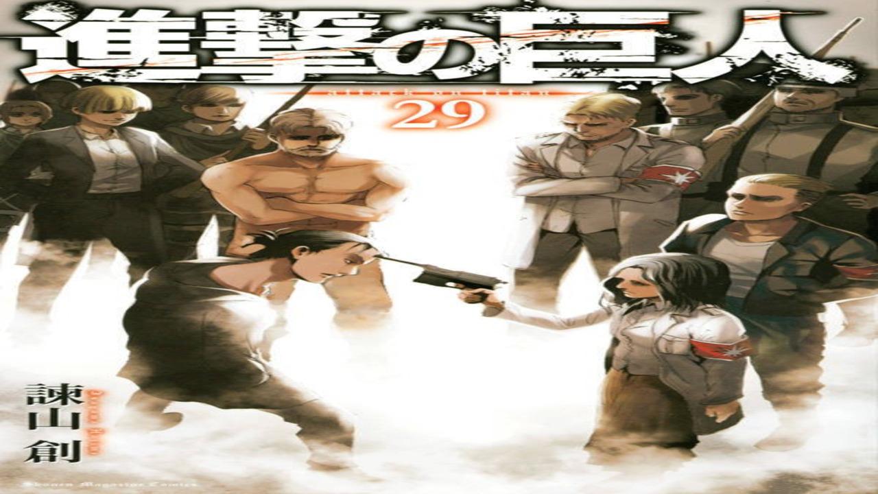 Attack on Titan Manga Chapter 120