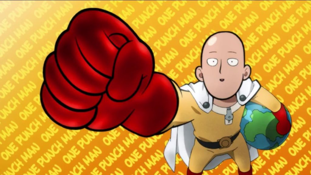 One-Punch Man Hero