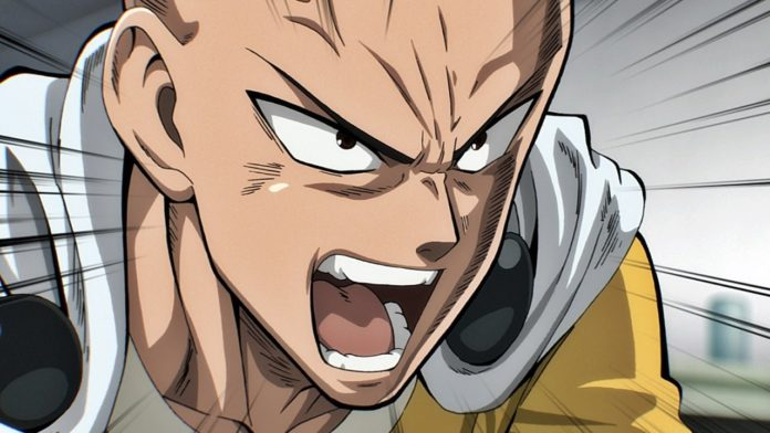 One-Punch Man Illustrator