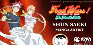 Food Wars! Shokugeki no Soma Manga