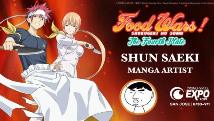 Food Wars! Shokugeki no Soma Manga
