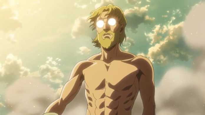 Attack on Titan Zeke Yeager