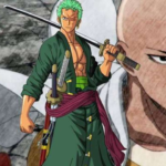 One-Punch Man's Saitama Fuses With One Piece's Zoro on an Amazing Fan Art