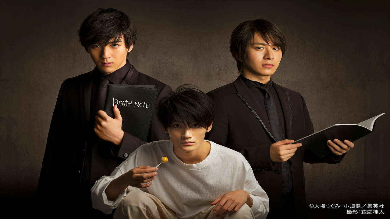 Death Note Musical Returns With its new Play in January 2020