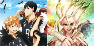 Dr. Stone And Haikyu Creators Send Condolences