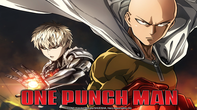 One-Punch Man Season 2 Blu-ray Release Date Revealed
