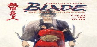 Blade of the Immortal Anime's Character Designs Revealed