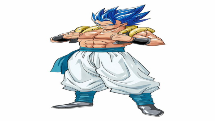 One-Punch Man Animator Draws Special Gogeta Sketch