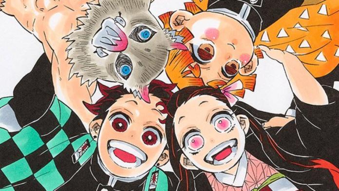 Demon Slayer Manga Gets Second Novel on October 4