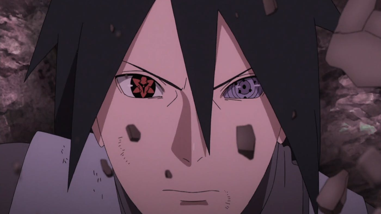 Boruto Naruto Next Generations Teases Fight Between Sasuke