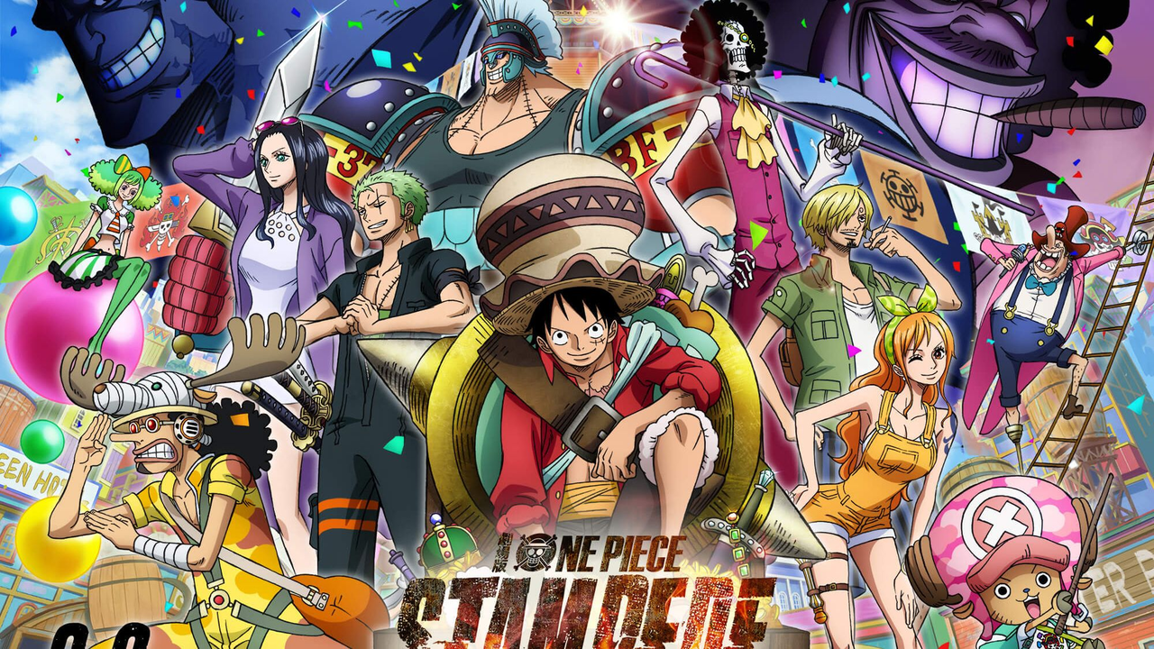 One Piece Stampede Film Tops the Box Office with US$28.7 Million within 9 Days