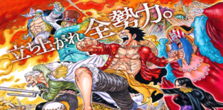 One Piece: Stampede New Trailer