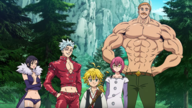 Sora Amamiya Performs The Seven Deadly Sins Season 3 Anime's Ending Theme Song
