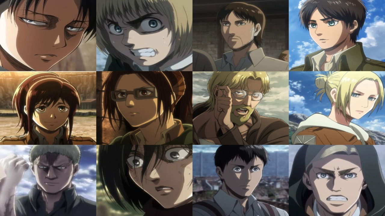 Who is Your Favorite Attack on Titan Character?