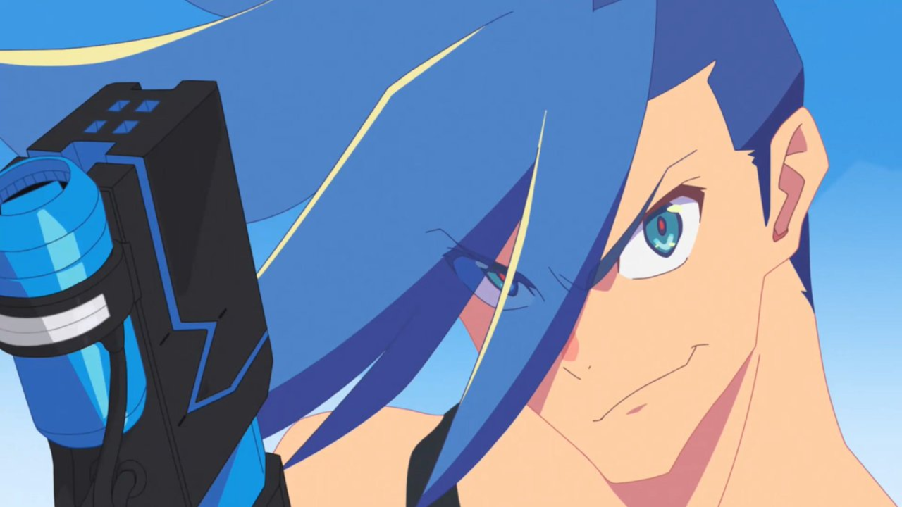 Promare Anime Film New Trailer