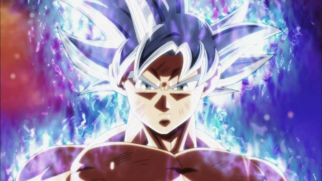Ultra Instinct Goku vs Moro