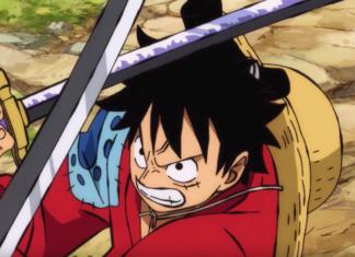 One Piece Episode 898
