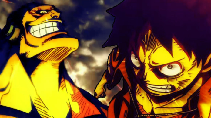 One Piece: Stampede Stronges