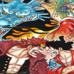 One Piece Chapter 952:  Monkey D. Luffy's Trap on Kaido