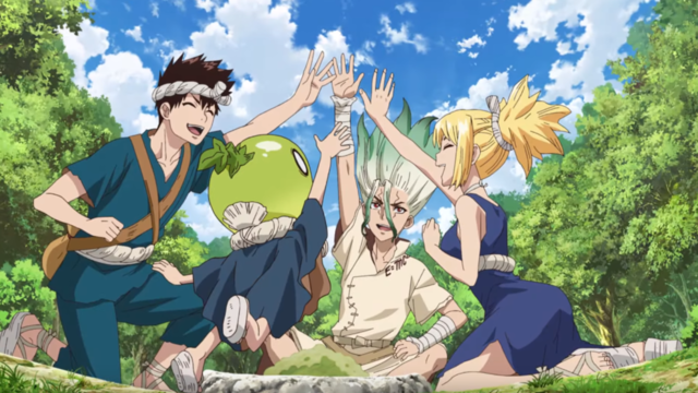 Dr. Stone Episode 8