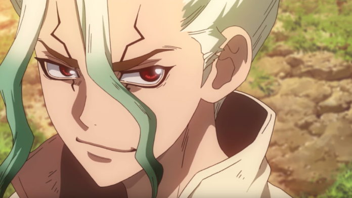 Dr. Stone Episode 9