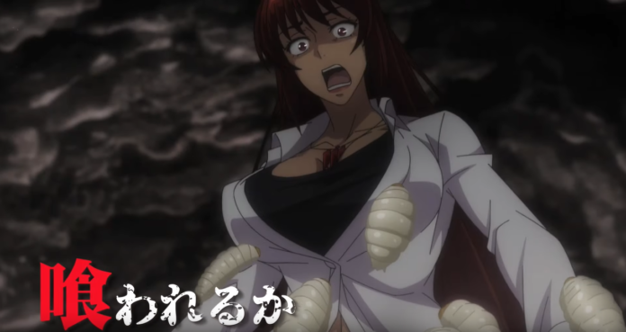 The Island of Giant Insects Anime Gets A Film İn 2020