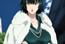 One-Punch Man's Fubuki