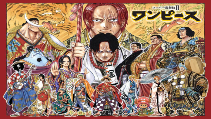 One Piece Yakuza