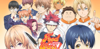 Food Wars Season 4 Premiere