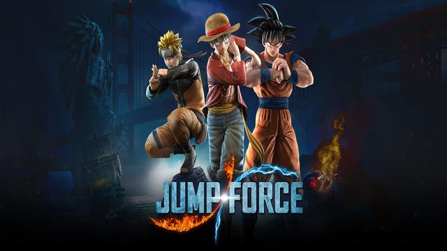 Jump Force DLC
