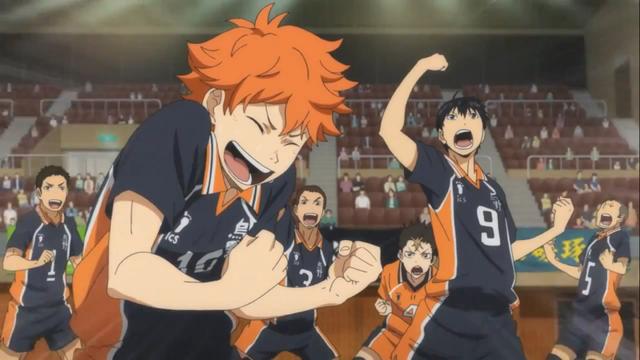 Haikyu!! Anime's Season 4 Premiere Date