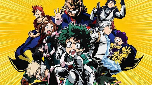 My Hero Academia Unveils The New Name Of The League of Villains