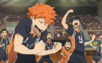 Haikyuu OVA 'Land vs Sky' and 'The Volleyball Way' Announced for 2020